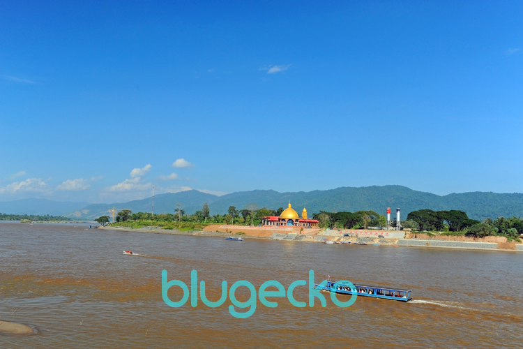Mekong Golden Triangle Chiang Rai